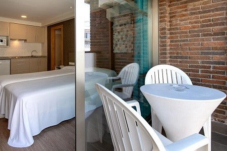 2SLEEP Benidorm Studios new apartments opened in 2018. (ex Estudios Benidorm).