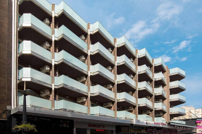 Estudios Benidorm refurbished apartments (2019) Old Town Benidorm. New balconies