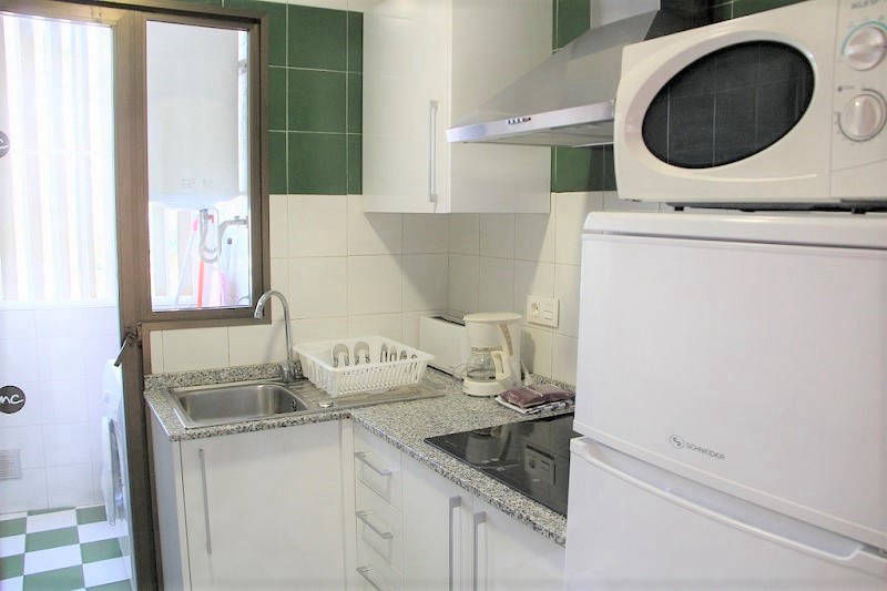 MC Amalia Apartment Levante Benidorm Spain - kitchen