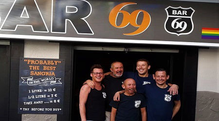Bar 69 (Mixed Gay) Benidorm