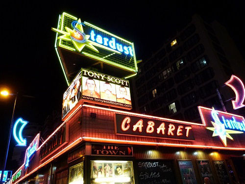 Benidorm Playa Levante Nightlife and Free Cabaret Bars.