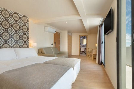 New renovated 4 star Canfali Gastrotel Benidorm