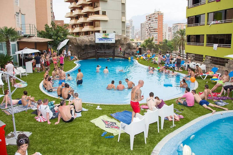 Benidorm Celebrations All Inclusive Pool Party Resort