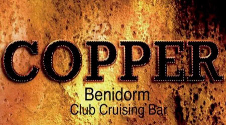 Copper Gay Mens Cruise Bar Private Fetish Club Benidorm