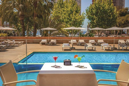 Don Pancho is a superior luxury 4 star hotel in Benidorm.