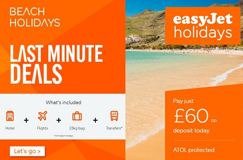 easyJet holidays in Benidorm and Spain.