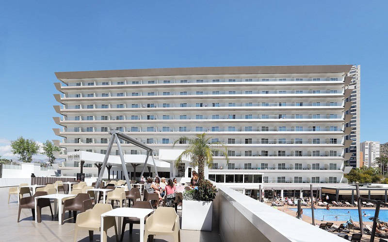Hotel Helios Benidorm - newly renovated in 2019