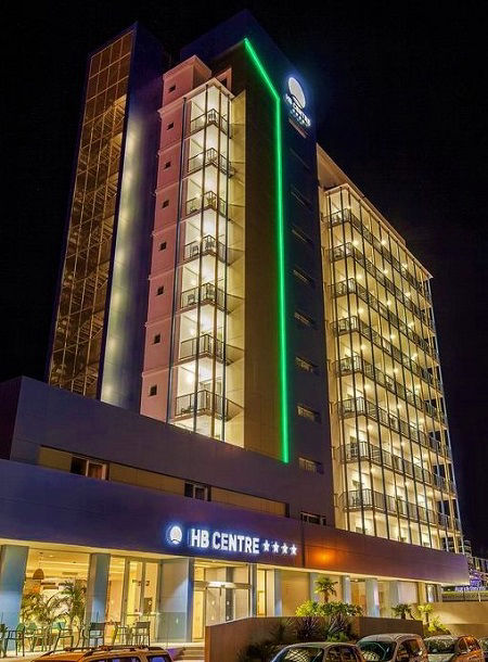 Hotel Benidorm Centre a brand new 4 star adult only hotel.