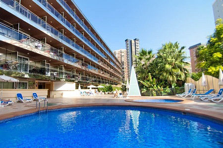Servigroup 4 Star Hotel Diplomatic Benidorm