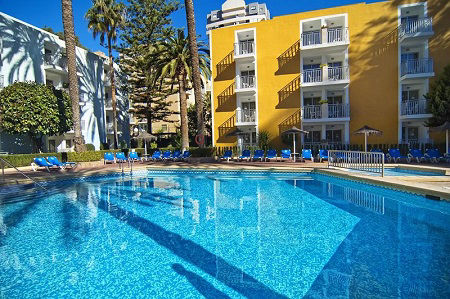Servigroup Pueblo Top Family Hotel in Benidorm