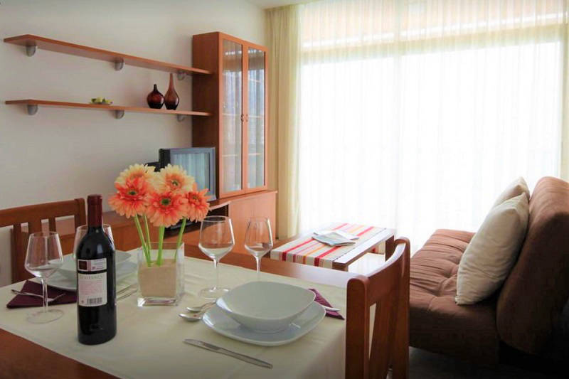 Apartments Lido Benidorm Spain Self Catering - dining