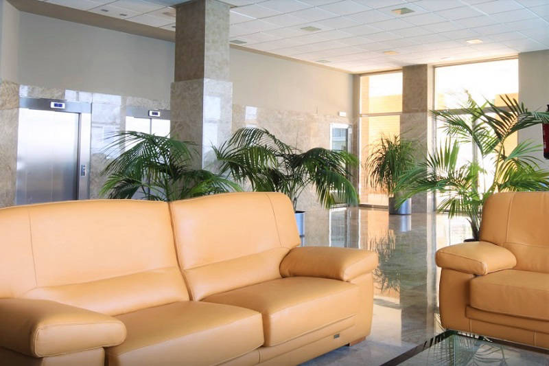 Apartments Lido Benidorm Spain Self Catering - lobby