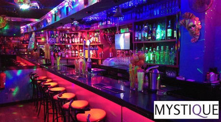 Mystique Gay Bar (Gay Girls, Women and Lesbians Welcomed) Benidorm