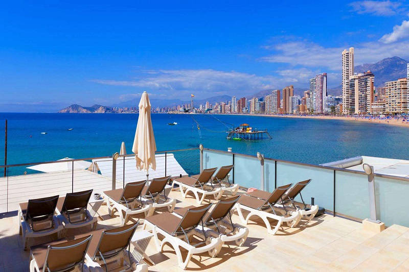 Nadal Waters Edge Hotel Playa Levante Benidorm