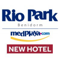MedPlaya Benidorm Hotels - New Rio Park Hotel, refubished in 2019