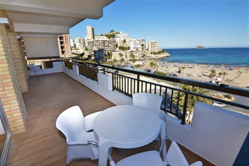 New Beach Front Holiday Apartments Cala Finestrat, Spain