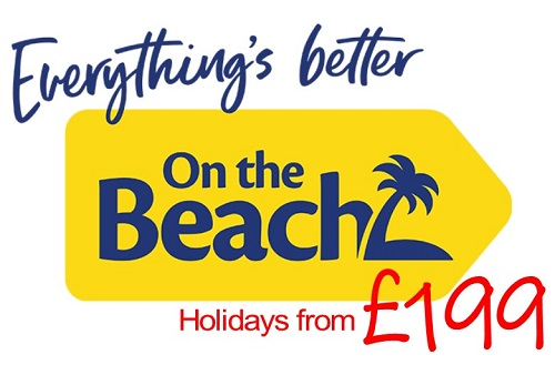 ontheBeach build your own Benidorm holidays with ATOL protection and low deposits of £30