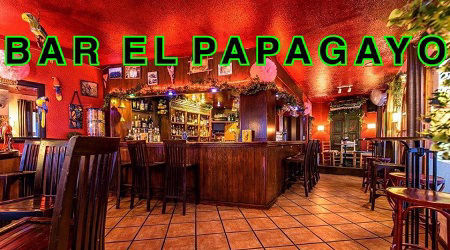 Gay Bar El Papagayo Benidorm