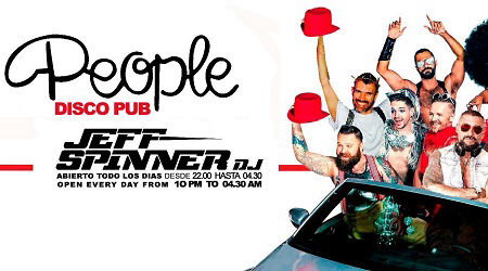 People Disco Pub (mixed Gay)