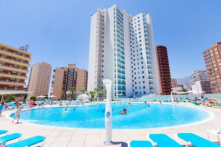 Port Benidorm 4 Star Hotel in Benidorm Spain