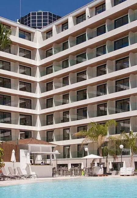Presidente a luxury brand new hotel in Benidorm - Now open Playa Levante
