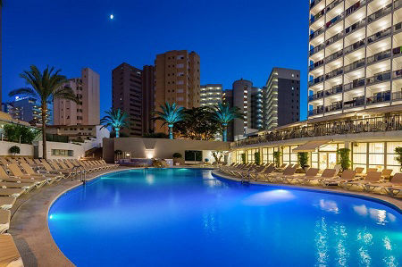 Princesa ALL INCLUSIVE holidays at this 4 Star Hotel Benidorm