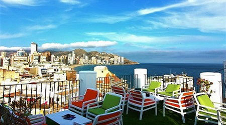 Queens Adult Only Hotel and Bar (Gay Friendly)  Benidorm