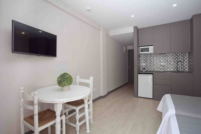 Ribera self catering apartments Benidorm old town