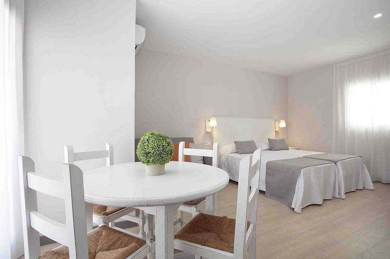 Ribera self catering apartments Benidorm old town - superior