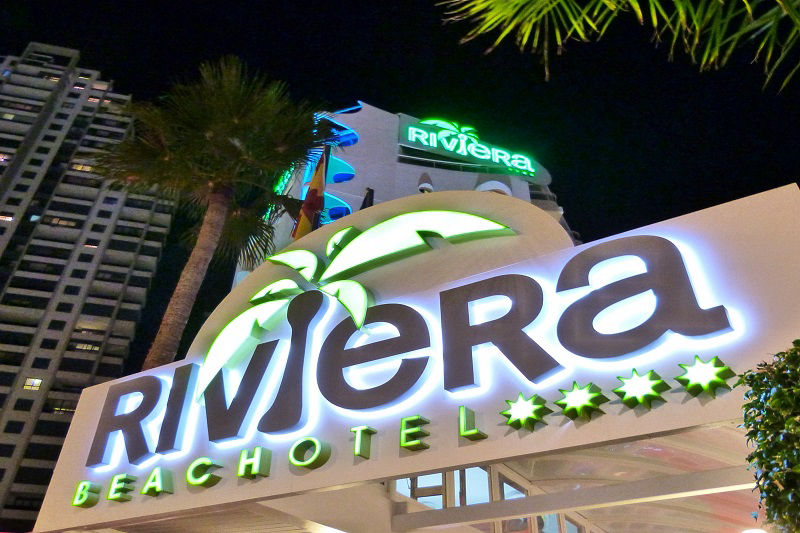 4 Star Adults Only Riviera Beachotel Benidorm