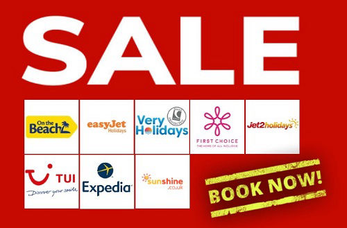 Benidorm holiday sale now on. Save up to £75 per person on 2019 holidays and up to 15% on a Benidorm Hotel.