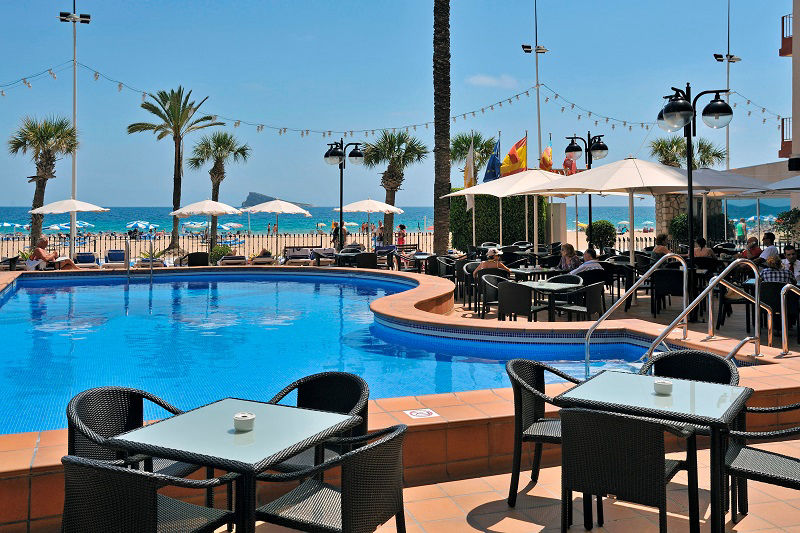 4 Star Adults Only Beach Hotel Sol Costa Blanca, Benidorm