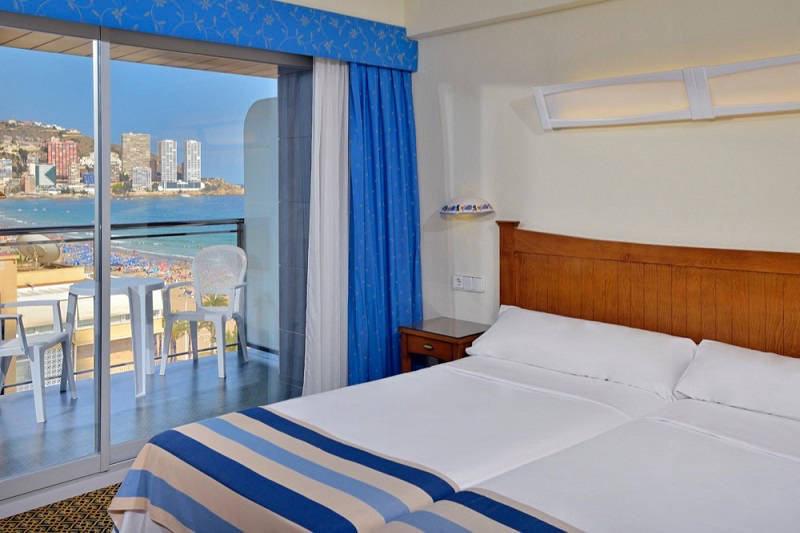 SOL Costablanca Adult Only Beach Hotel Benidorm Levante