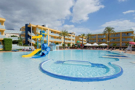 Terralta Aaprthotel for Benidorm Family holidays.