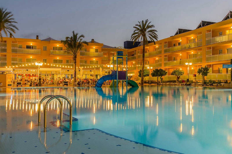 Terralta Aparthotel Benidorm - swimming pool