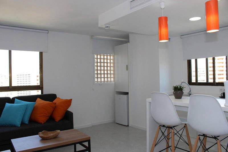 Vistamar Apartments for cheap self catering holidays in Benidorm - premium apartment