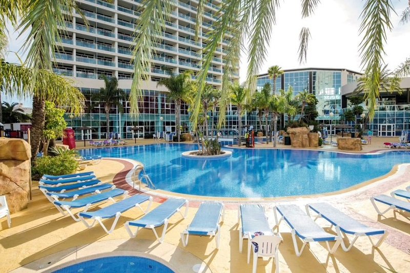 All Inclusive Holidays at the Flamingo Oasis in Benidorm