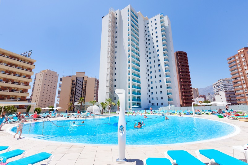 Hotel PORT Benidorm all inclusive holidays