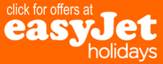 easyJet holidays offers Spain