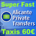 Benidorm Private Transfers from Alicante Airport