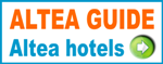 Altea guide. Book hotels in Altea Spain