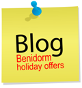 Find the latest sales and deals in the new blog - Benidorm Holiday and Hotel Offers