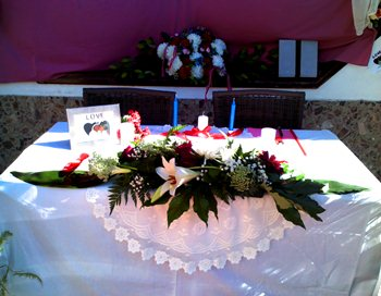 Benidorm Weddings, Blessings and Ceremonies