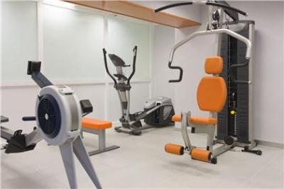 Gym at the Brisa