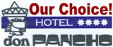 Hotel Don Pancho Benidorm a luxury 4 star hotel in Benidorm