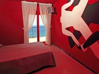 The Red Room Sea View