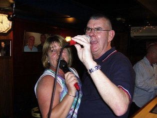 Karaoke At The Intimate Bar