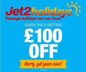 Jet2 Benidorm package holidays from Manchester, Leeds, Edinburgh, Belfast, Newcastle, Glasgow and Edinburgh