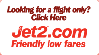 Jet2 Flights to Alicante from Blackpool, Manchester, Leeds Bradford and Glasgow