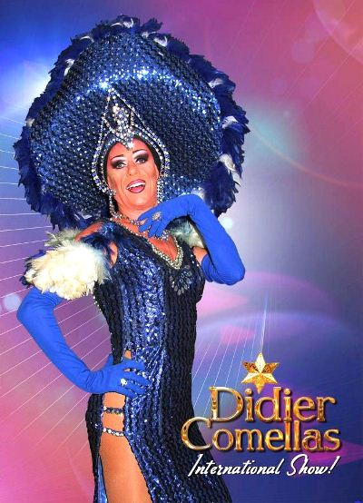 Didier Comellas International Drag Show Benidorm
